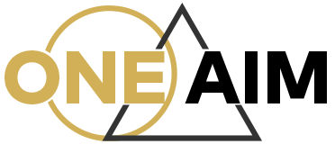 one aim Logo